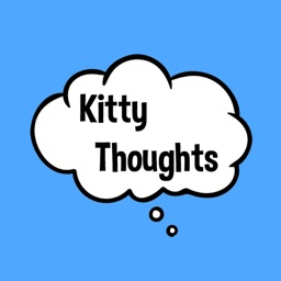 Kitty Thoughts Sticker Pack Lite