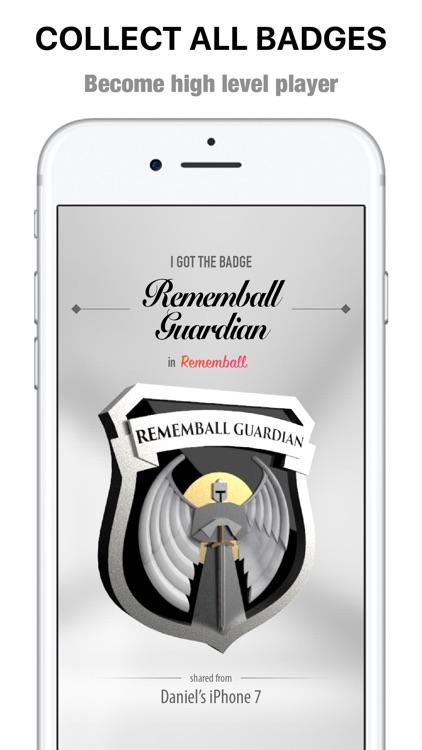 Rememball-AR video memory ball screenshot-4