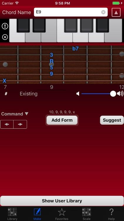 Guitar Kit - Guitar Chords screenshot-4