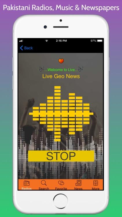 Pakistani Radios, Music & News