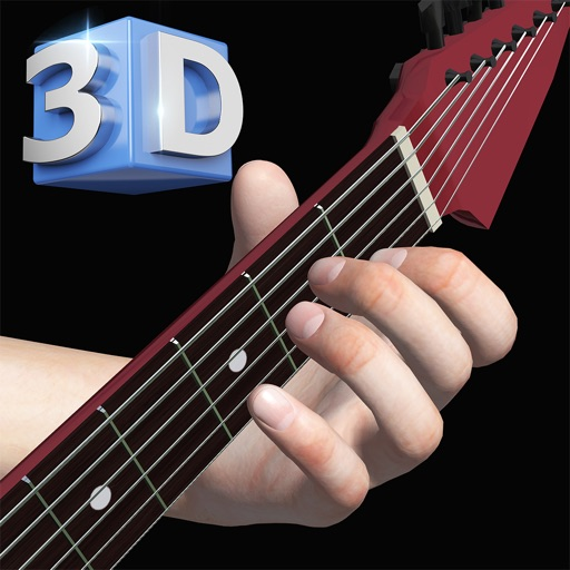 Guitar 3D - Basic Chords by Polygonium