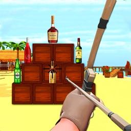 Archery Flip Bottle smash 2k19