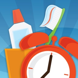Happy Kids Timer - Morning education game for kids