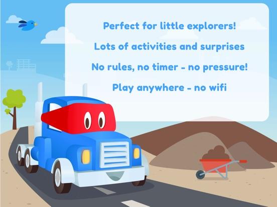 Screenshot #5 for Carl the Super Truck Roadworks