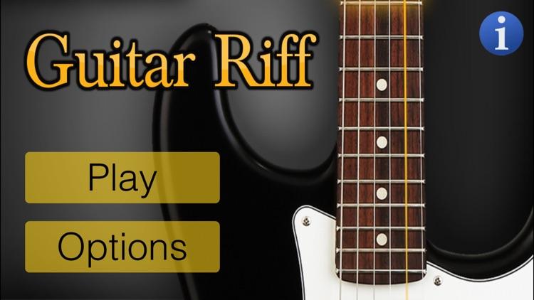 Guitar Riff - Play by Ear screenshot-3