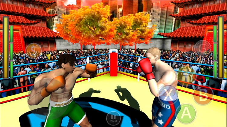 Fists For Fighting Fx3 screenshot-3