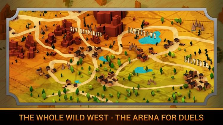 Gold and Guns: Western screenshot-5
