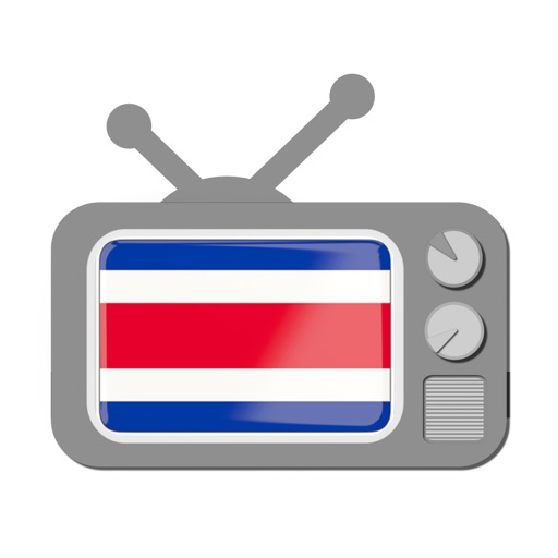 TV de Costa Rica: Tico live TV Icon