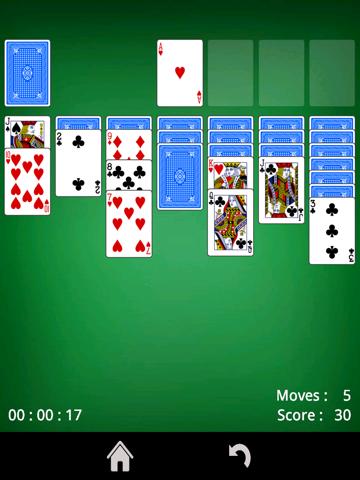 Patience - kaartspel iPad app afbeelding 3