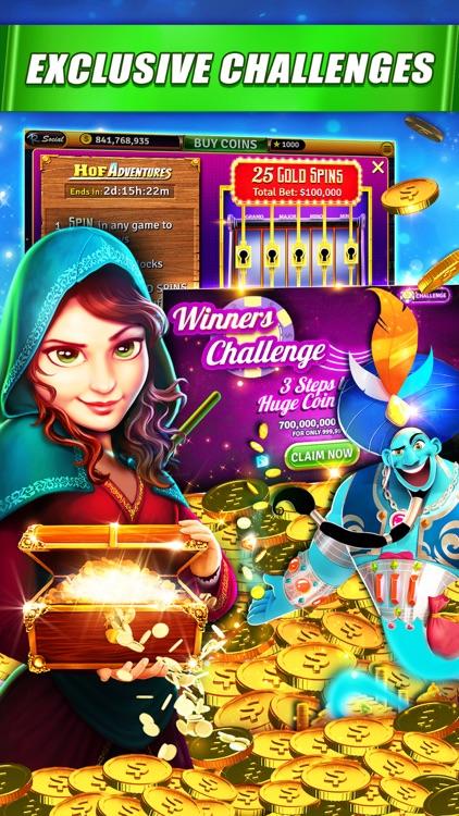 Slots Casino - House of Fun screenshot-5