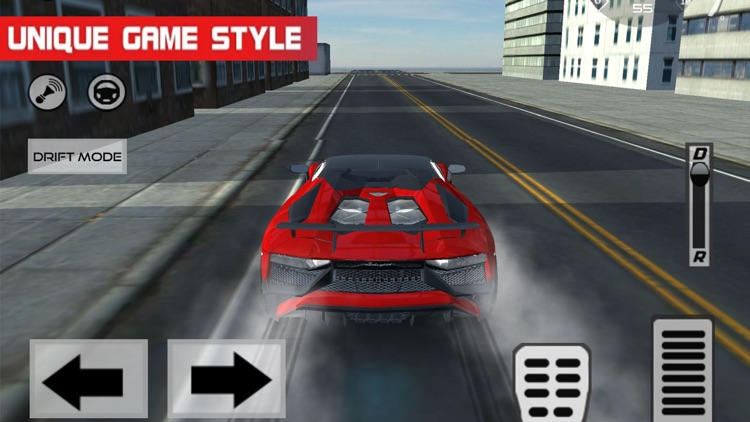 Speed Drift Car Racing