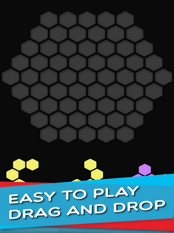Dark Hexagon - Block screenshot 3