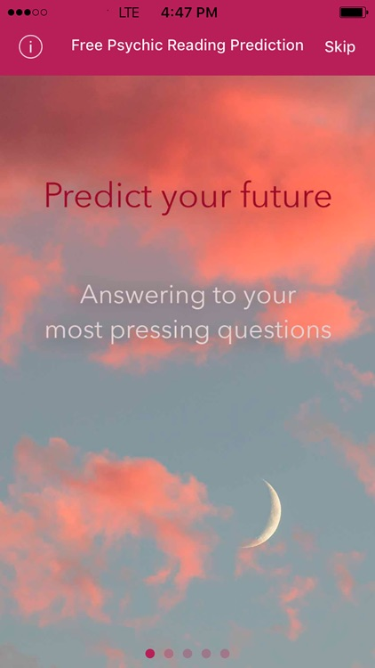 Psychic Reading Prediction