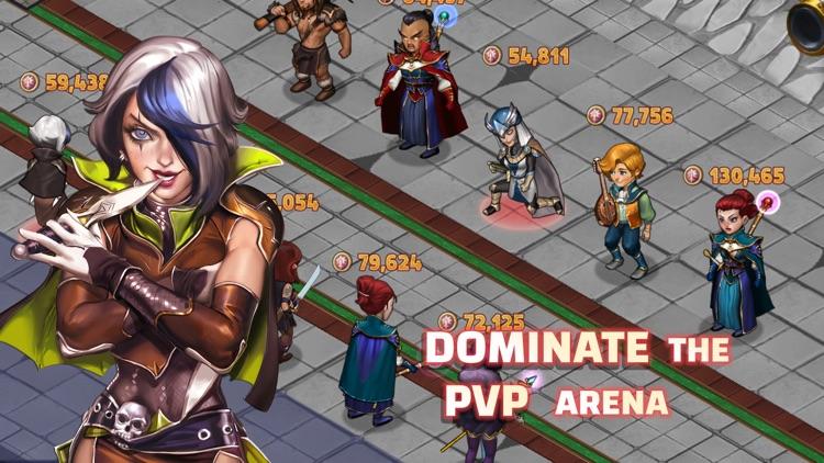 Shop Heroes: RPG Tycoon screenshot-3