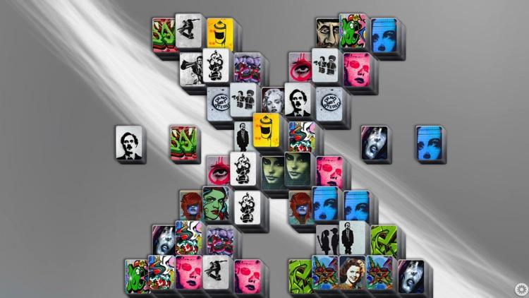 Shanghai Mahjong screenshot-3