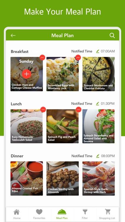 Weight Loss Healthy Recipes screenshot-7