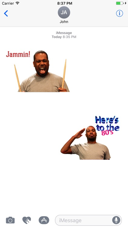 JamMOJI by Jamaal Curry