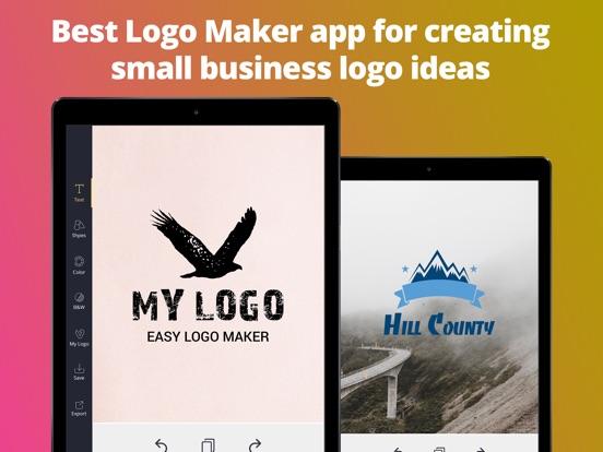 Logo Maker Creator Font Design-ipad-6