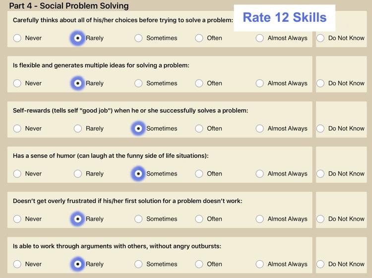 Pepi Assessment- Social Skills screenshot-6