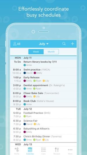 Cozi Family Organiser On The App Store