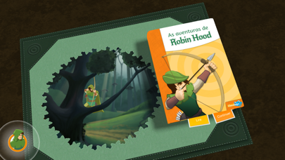 Foto do Robin Hood - Descoberta