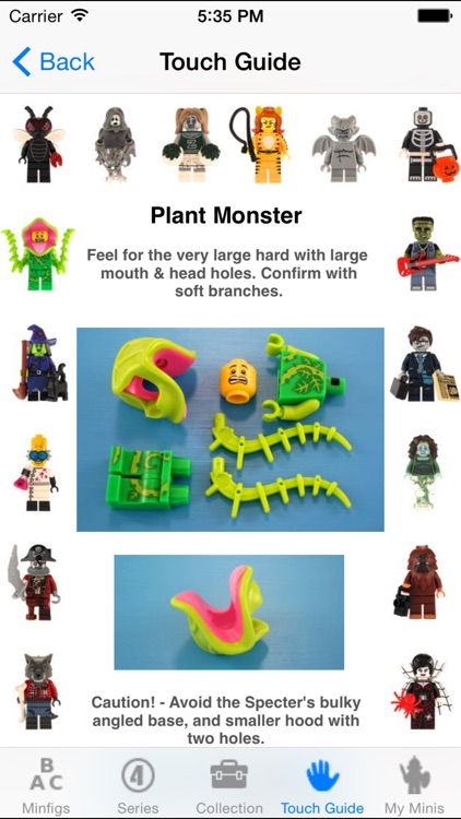 MyMinis - For LEGO® Minifigs screenshot-4