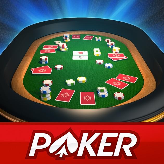 Live holdem poker iphone