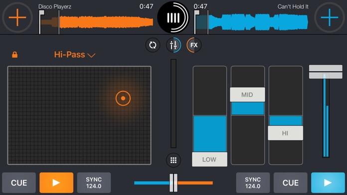 Cross DJ Screenshot