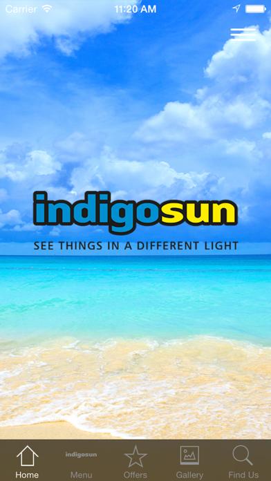 Indigo Sun screenshot one