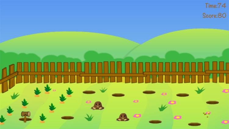 Mole Hunter Official screenshot-3