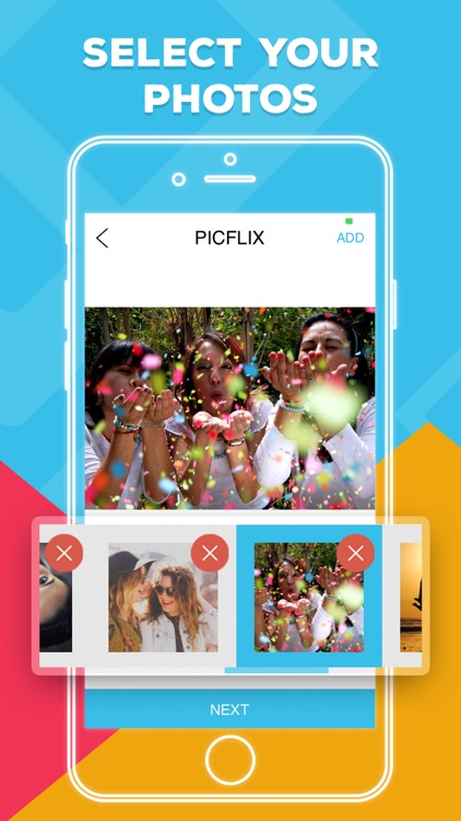 Picflix  Photo Slideshow Maker