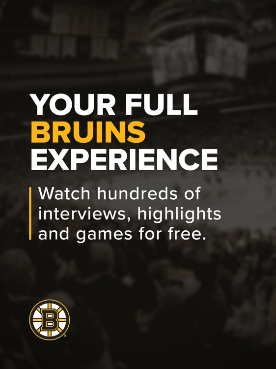 Bruins DeskSite screenshot-0