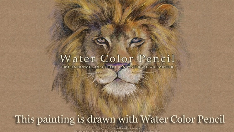 Water Color Pencil screenshot-3