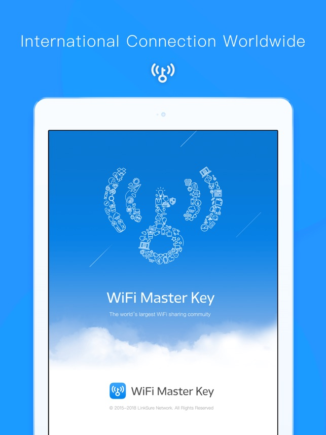 Wifi Master Key Wi Fi Map On The App Store