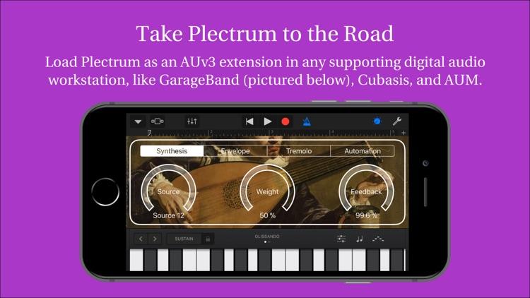 Plectrum AU screenshot-3