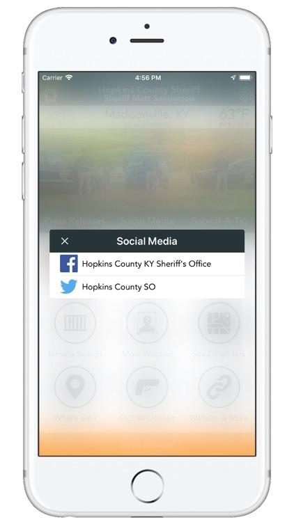 Hopkins County Sheriff screenshot-3
