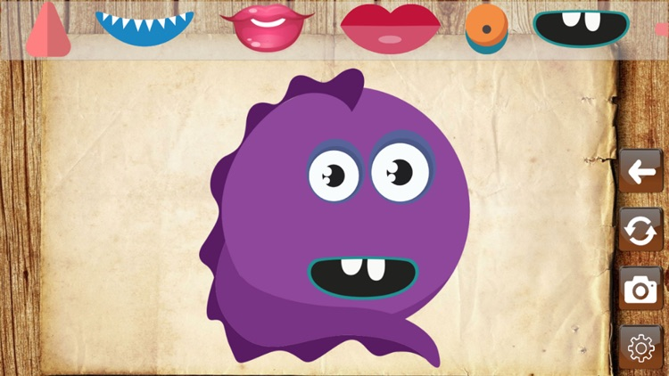 Monster - creative games 3 + screenshot-3