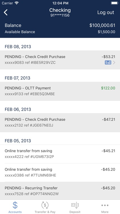 CVB Mobile Banking screenshot-3