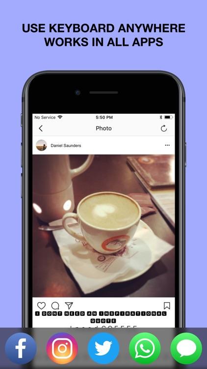 Font App Pro -Cool Text Styles screenshot-3