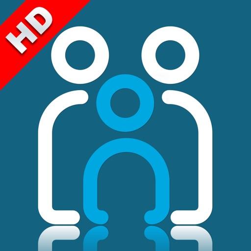 Family Tracker for iPad