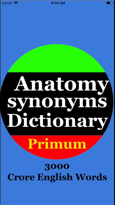 Antonym Synonyms DictionaryPro - App - Appinate