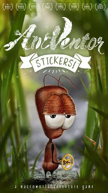 AntVentor Animated Stickers