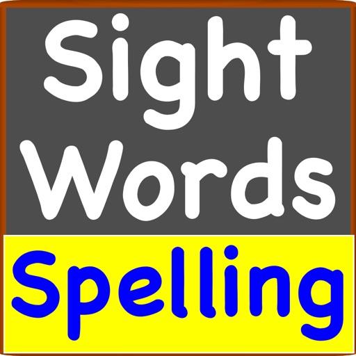 Sight Words Spelling