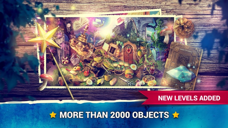 Hidden Objects Fantasy Games