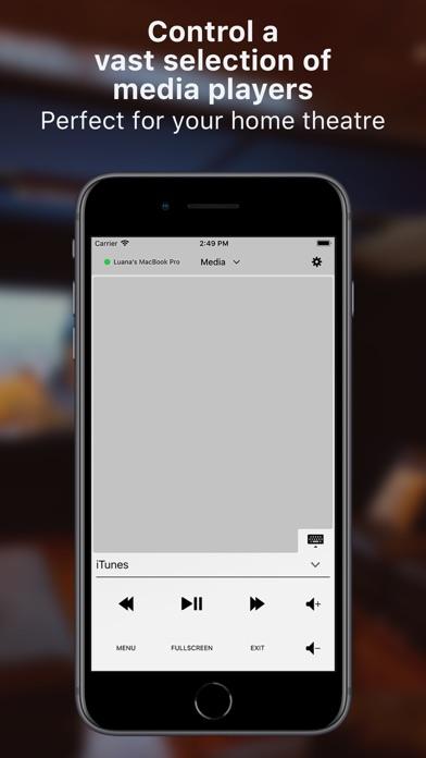 TouchPad screenshot three