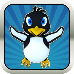 Penguin Run Super Racing Dash Games