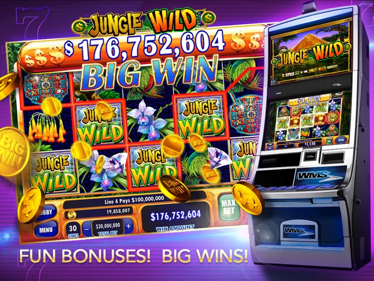 Slots! Jackpot Party Casino HD screenshot-3