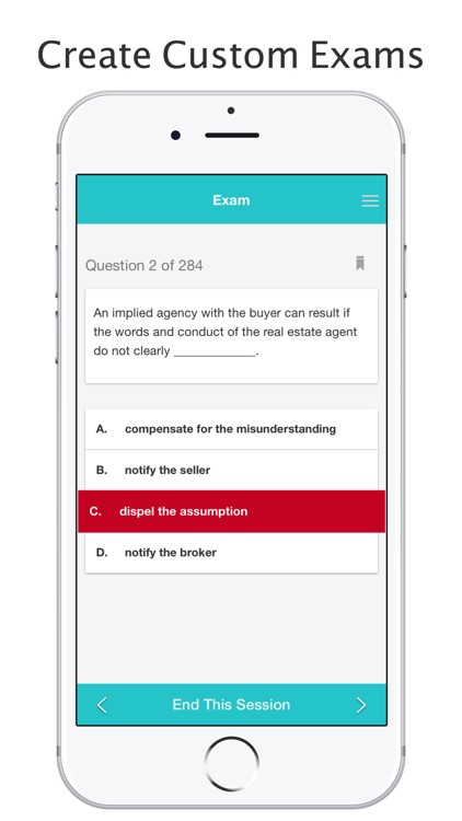 Real Estate Agent Practice Exam - 2017 by Overtechs llc