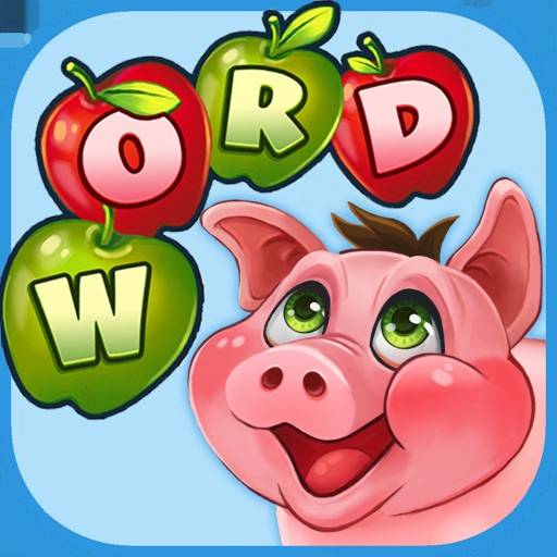 Word Farm - Search Puzzle Game free software for iPhone, iPod and iPad