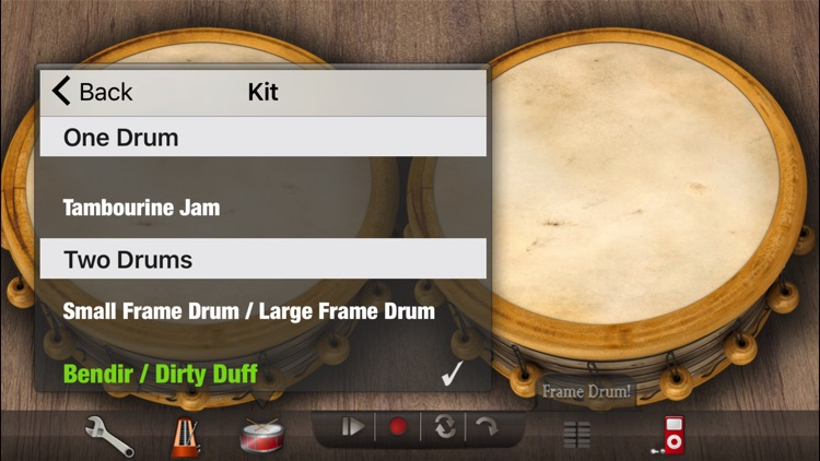 Frame Drum! screenshot-3